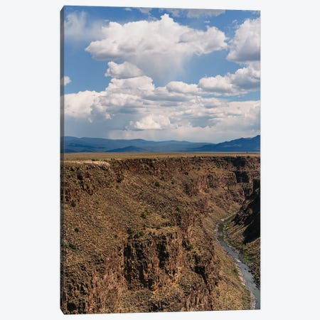 Rio Grande Gorge VIII Canvas Print #BTY1476} by Bethany Young Art Print