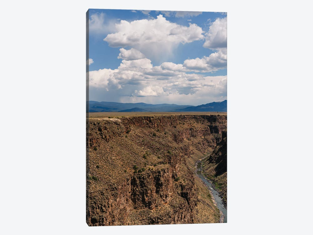 Rio Grande Gorge VIII by Bethany Young 1-piece Canvas Print