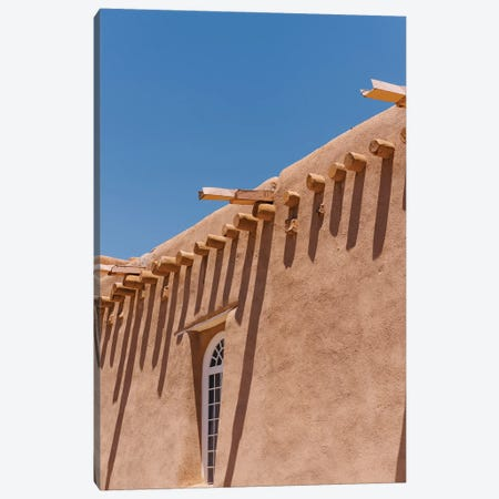 San Francisco de Asís Mission Church II Canvas Print #BTY1478} by Bethany Young Canvas Art