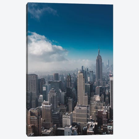New York State of Mind V Canvas Print #BTY147} by Bethany Young Canvas Print