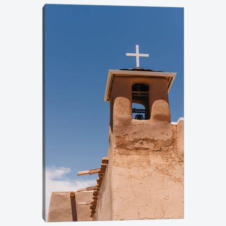 San Francisco de Asís Mission Church Canvas Print #BTY1480} by Bethany Young Canvas Print