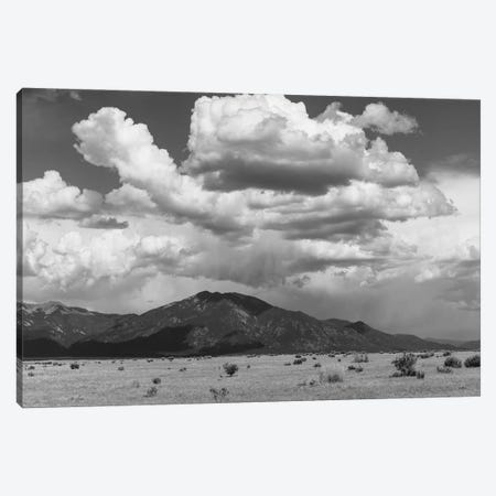 Taos Mountains III Canvas Print #BTY1487} by Bethany Young Canvas Art