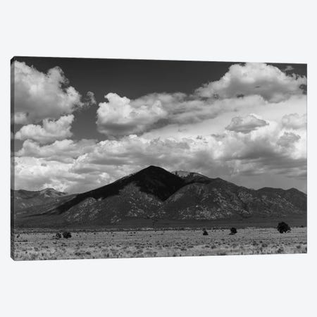 Taos Mountains Canvas Print #BTY1488} by Bethany Young Canvas Art Print