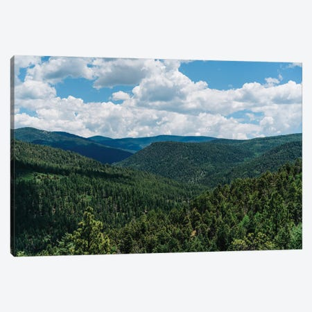 The High Road to Taos II Canvas Print #BTY1489} by Bethany Young Canvas Print