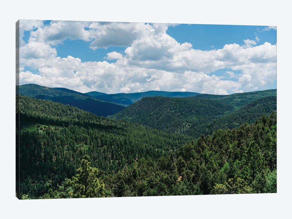 The High Road to Taos II by Bethany Young 1-piece Canvas Print