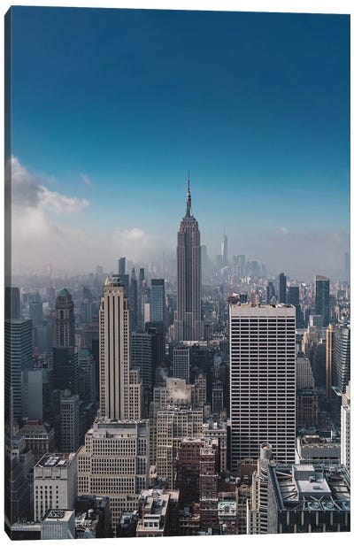 New York State of Mind IV Canvas Art Print