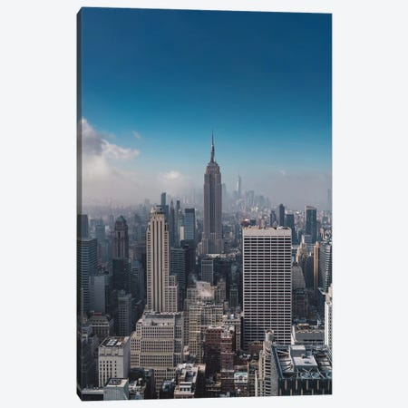 New York State of Mind IV Canvas Print #BTY148} by Bethany Young Canvas Artwork