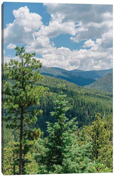 The High Road to Taos III Canvas Art Print