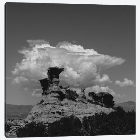 The High Road to Taos Canvas Print #BTY1491} by Bethany Young Canvas Art