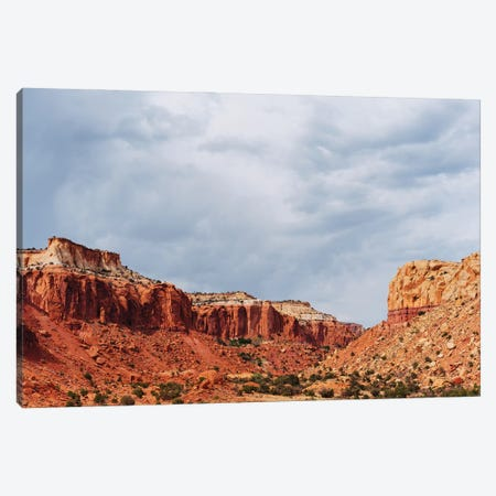 Abiquiu II Canvas Print #BTY1492} by Bethany Young Canvas Artwork