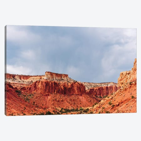 Abiquiu III Canvas Print #BTY1493} by Bethany Young Canvas Art
