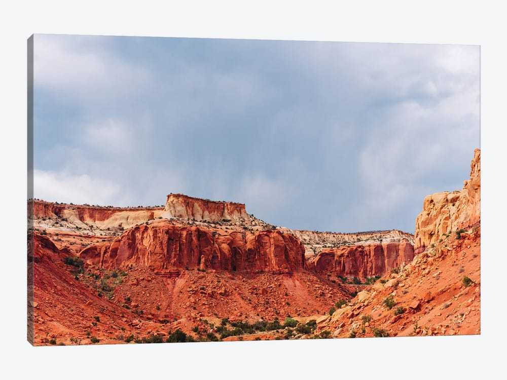 Abiquiu III by Bethany Young 1-piece Canvas Artwork