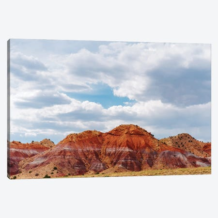 Abiquiu IV Canvas Print #BTY1494} by Bethany Young Canvas Print