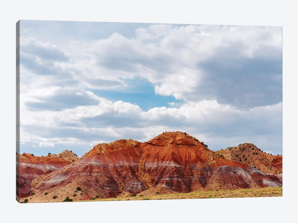 Abiquiu IV by Bethany Young 1-piece Canvas Print
