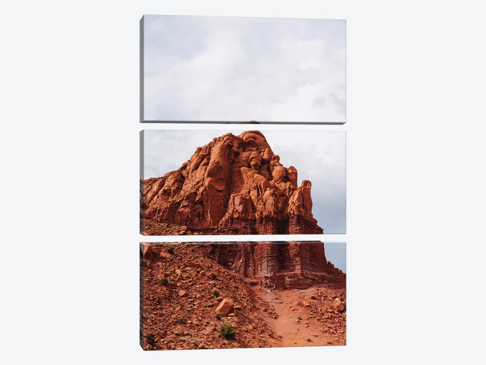 Abiquiu VI by Bethany Young 3-piece Art Print