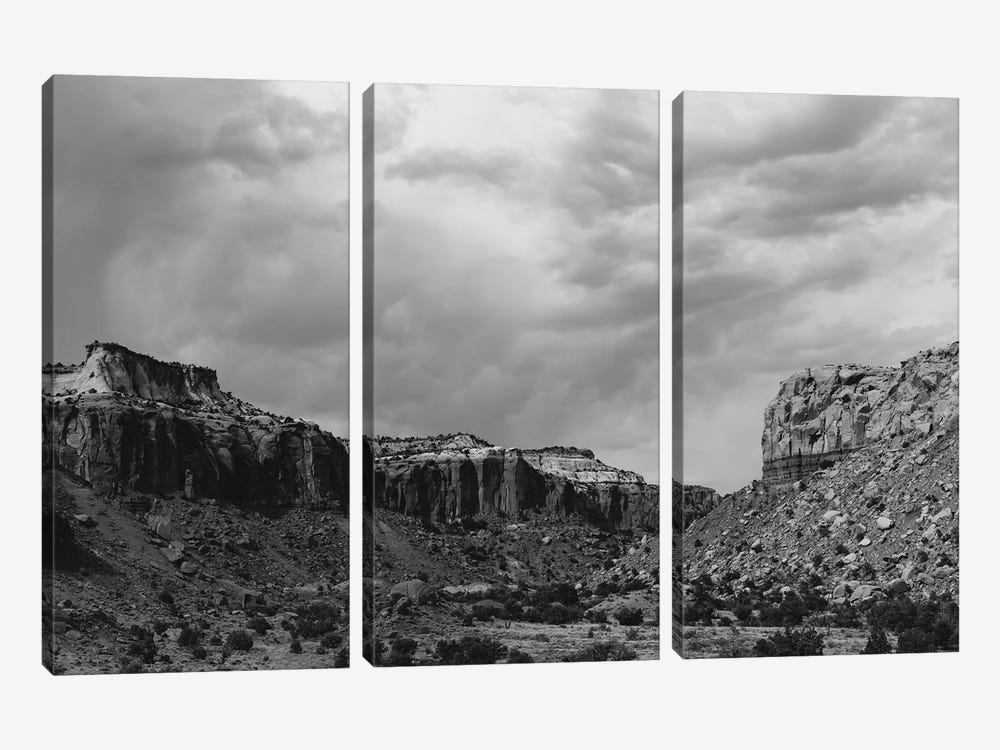Abiquiu by Bethany Young 3-piece Canvas Print