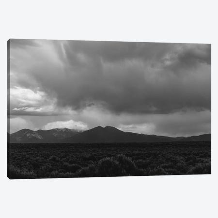 Taos Mountains Storm IV Canvas Print #BTY1505} by Bethany Young Canvas Art Print