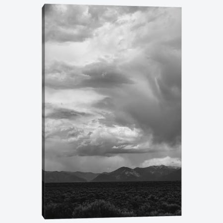 Taos Mountains Storm V Canvas Print #BTY1506} by Bethany Young Canvas Art Print