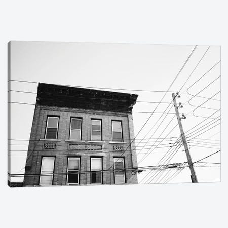 Red Hook Brooklyn Canvas Print #BTY150} by Bethany Young Art Print