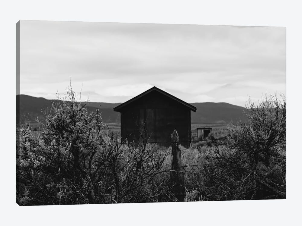 Taos Mountains V by Bethany Young 1-piece Canvas Print