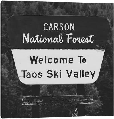 Taos Ski Valley II Canvas Art Print
