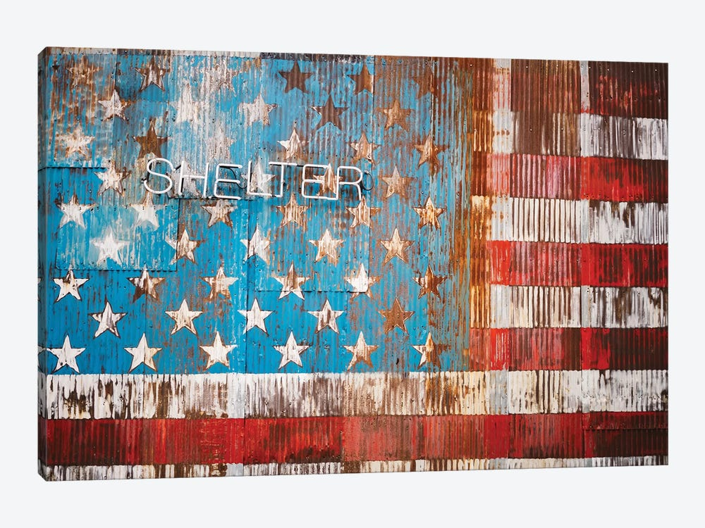 Brooklyn Shelter by Bethany Young 1-piece Canvas Print
