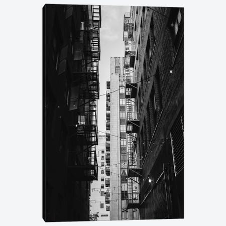 Downtown Los Angeles VII Canvas Print #BTY156} by Bethany Young Canvas Artwork