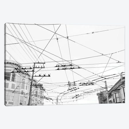 San Francisco XIX Canvas Print #BTY161} by Bethany Young Canvas Art