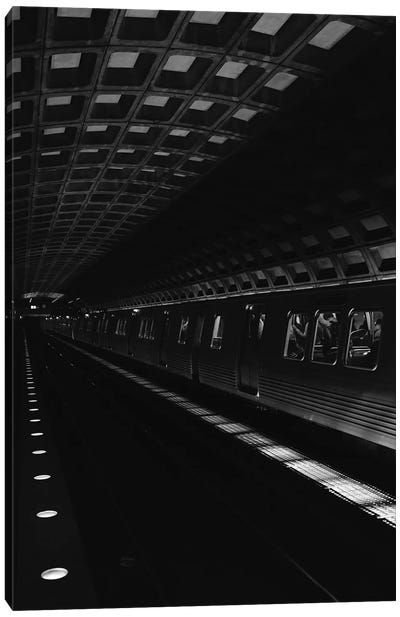 DC Metro III Canvas Art Print