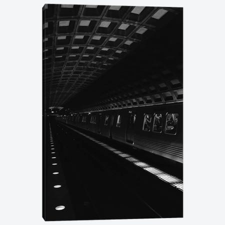 DC Metro III Canvas Print #BTY165} by Bethany Young Canvas Print