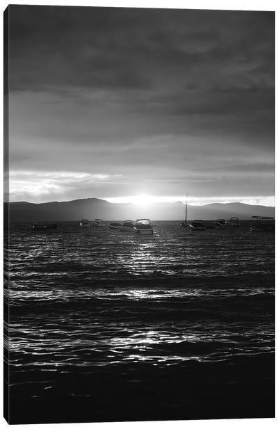 Lake Tahoe Sunset III Canvas Art Print
