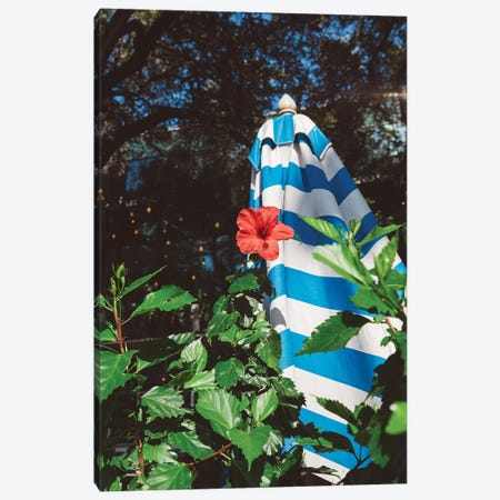Austin Patio Canvas Print #BTY171} by Bethany Young Canvas Print