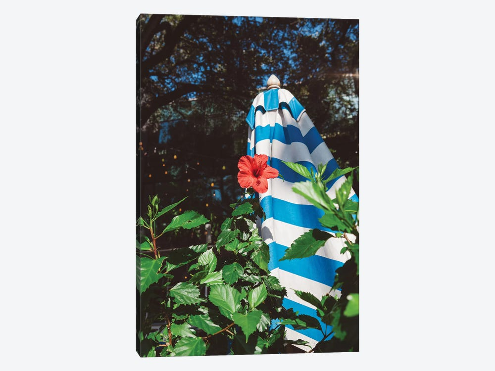 Austin Patio by Bethany Young 1-piece Canvas Art Print