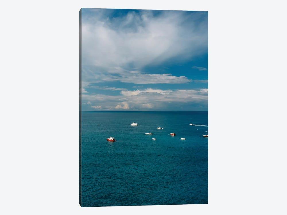 Amalfi Coast Boats III by Bethany Young 1-piece Art Print