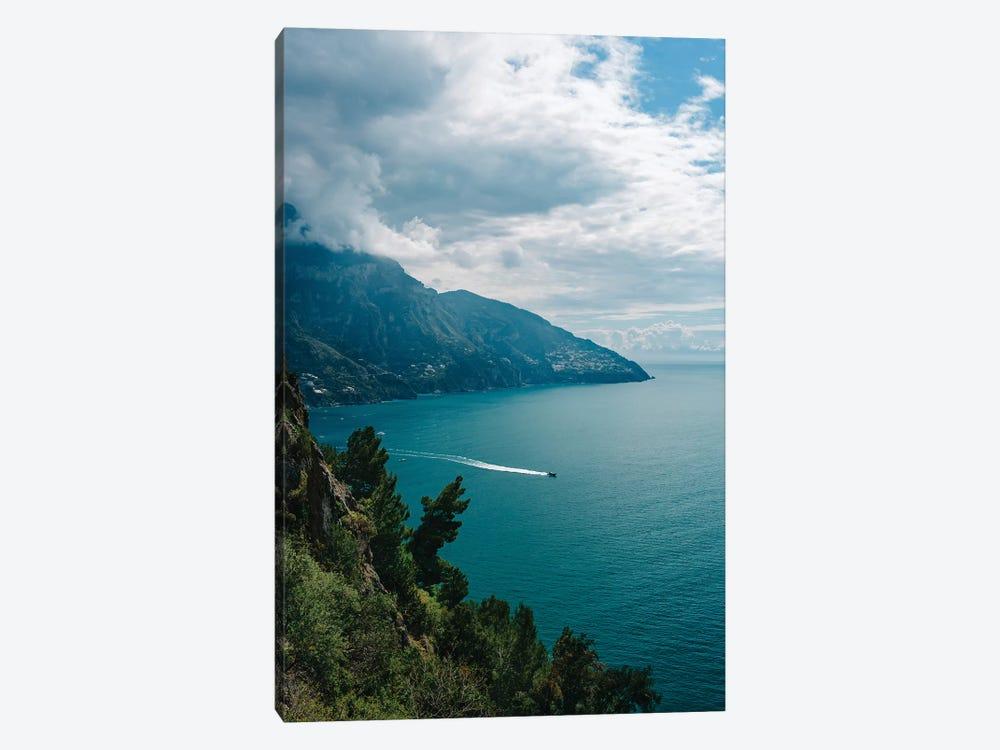 Amalfi Coast Boats VI by Bethany Young 1-piece Canvas Print