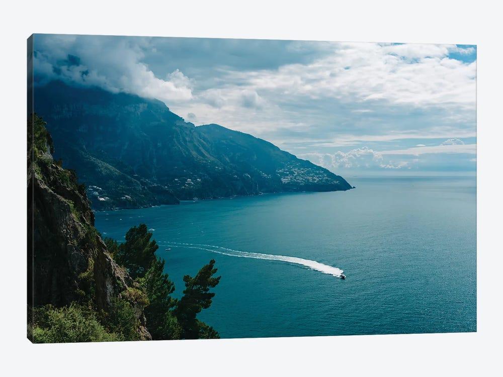 Amalfi Coast Boats VII by Bethany Young 1-piece Canvas Wall Art