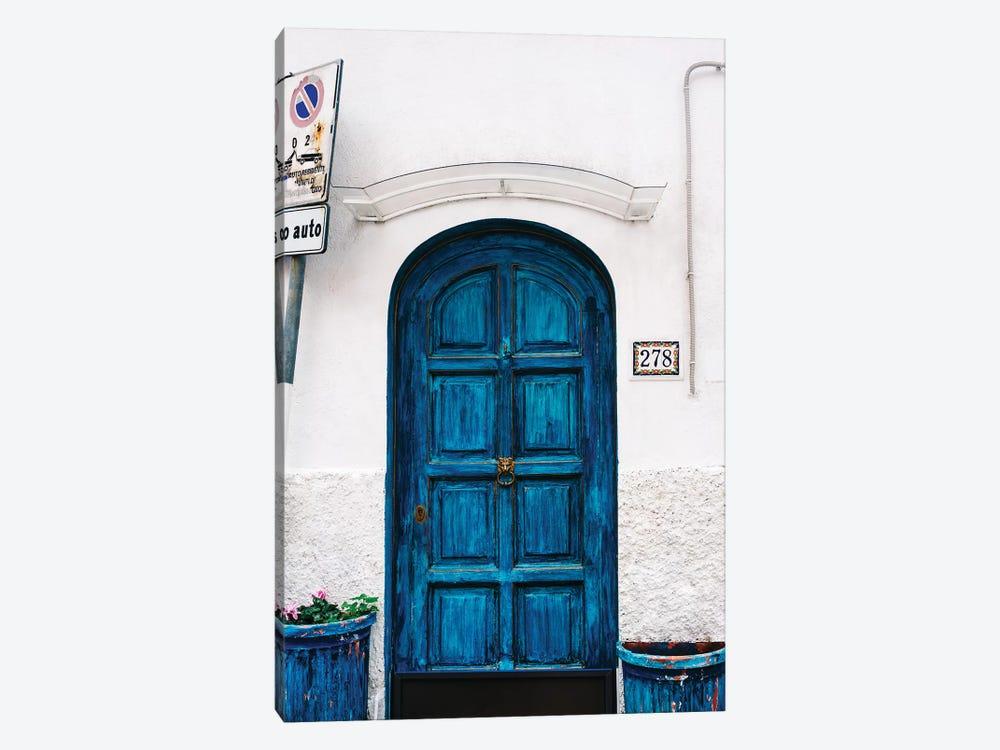 Amalfi Coast Door Art Print By Bethany Young Icanvas