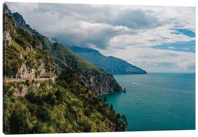 Amalfi Coast Drive XIX Canvas Art Print