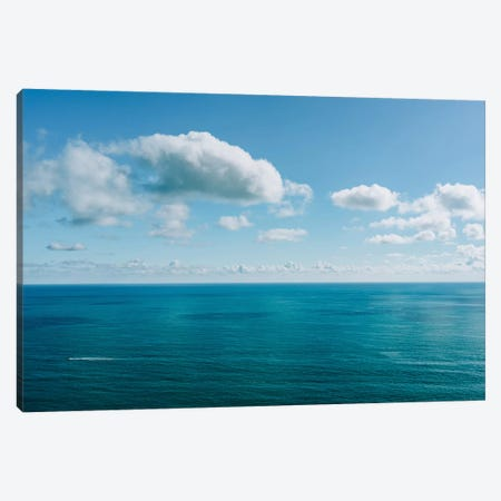 Amalfi Coast Ocean View IV Canvas Print #BTY230} by Bethany Young Canvas Art