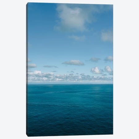 Amalfi Coast Ocean View X Canvas Print #BTY236} by Bethany Young Canvas Art Print