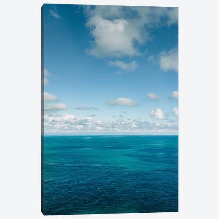 Amalfi Coast Water XVIII Canvas Print #BTY263} by Bethany Young Canvas Print