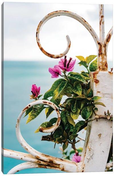 Positano Blooms X Canvas Art Print