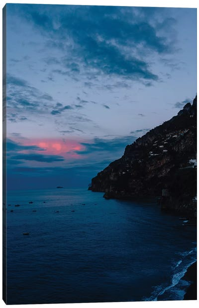 Positano Sunrise II Canvas Art Print