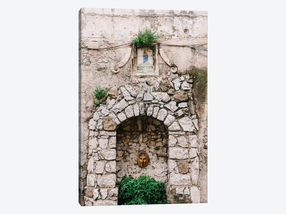 Rainy Positano VIII 1-piece Canvas Wall Art