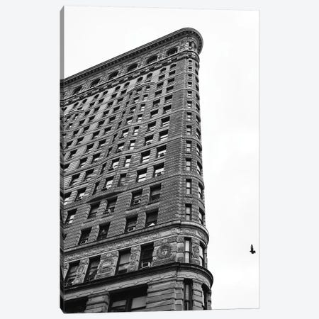 Flatiron Rainy Day III Canvas Print #BTY35} by Bethany Young Canvas Artwork