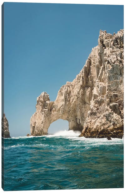 Arch of Cabo San Lucas III Canvas Art Print
