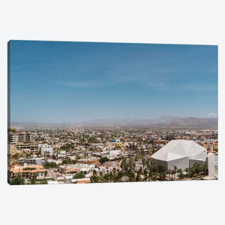 Cabo City View Canvas Print #BTY386} by Bethany Young Canvas Art Print
