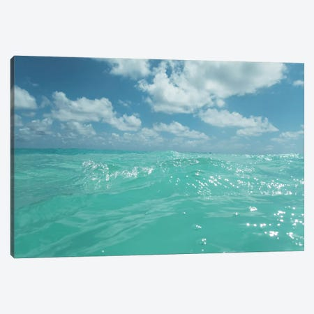 Hawaii Water Canvas Print #BTY38} by Bethany Young Canvas Print