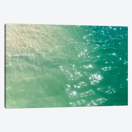 Hawaiian Water X Canvas Print #BTY41} by Bethany Young Canvas Wall Art