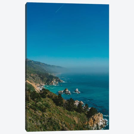 Big Sur II Canvas Print #BTY429} by Bethany Young Canvas Print